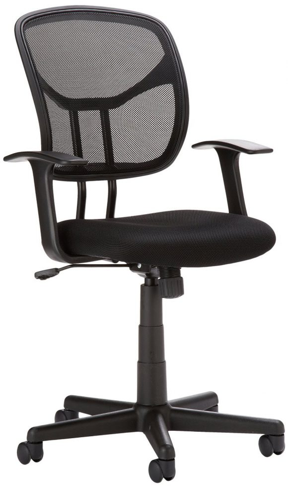 amazon-basics-mid-back-mesh-chair-review