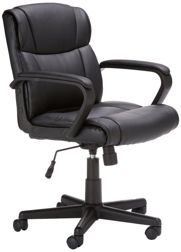 amazon-basics-mid-back-office-chair-review
