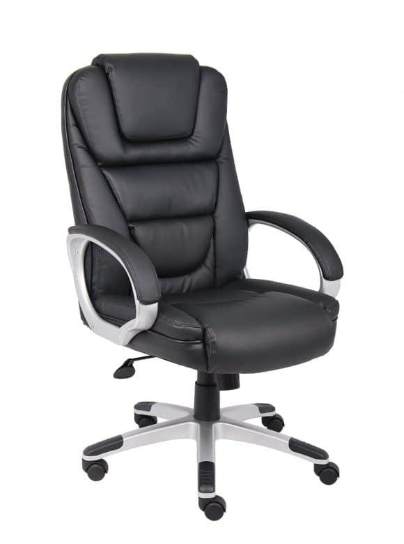 boss-black-no-tools-required-leather-chair-review