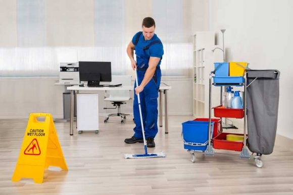 Cleaning Your Home Office Is Super Beneficial In Many Ways