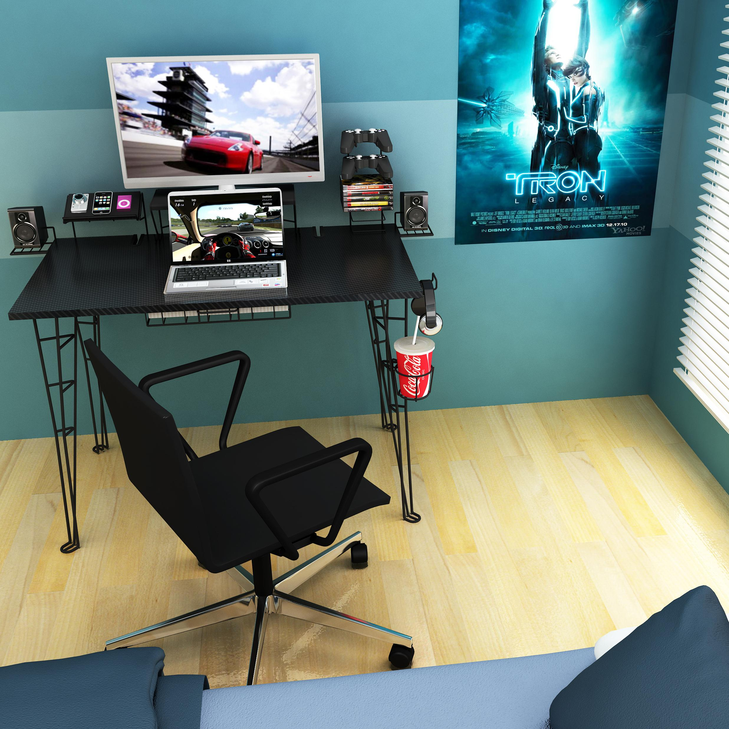 The Atlantic Gaming Desk Is Not Just For Gamers So Let This Review Explain Why